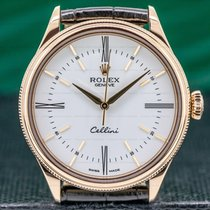 Rolex Cellini Time 50505 2015 rabljen
