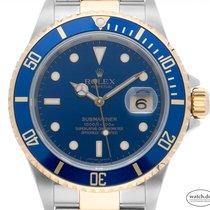 Rolex Submariner Date 16613LB 2006 новые