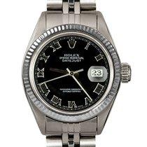 Rolex Oyster Perpetual Lady Date 6916 Очень хорошее Сталь 26mm Автоподзавод
