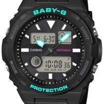 Casio Baby-G Vjestacki materijal 42.4mm Crn