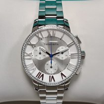 Tiffany Atlas Acero 37mm Blanco