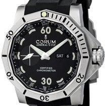 Corum Admiral's Cup (submodel) nowość 2019 Automatyczny Zegarek z oryginalnym pudełkiem i oryginalnymi dokumentami Corum Admiral's Cup 947.401.04/0371 AN12
