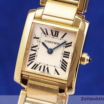 Cartier 20mm Quarz 2385 gebraucht Deutschland, Chemnitz
