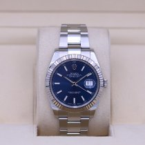 Rolex Datejust Steel 41mm Blue No numerals United States of America, Tennesse, Nashville