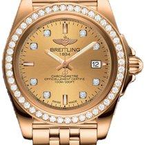 Breitling Galactic 32 Oro rosado 32mm Oro