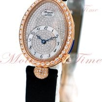 Breguet Rose gold 25mm Automatic 8928BR/8D/844 pre-owned