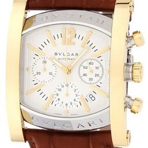 Bulgari Assioma new Automatic Chronograph Watch only AA48C6SGLDCH