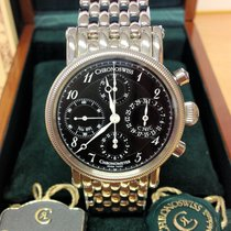 Chronoswiss CH7523 Steel pre-owned