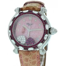 Chopard Happy Sport Diamond & Rubies 28/8944-21