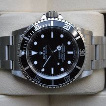 Rolex [NEVER POLISHED] Submariner (no date) 14060M REHAUT -G-...