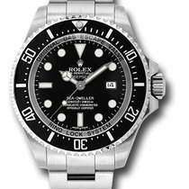 Rolex Sea-Dweller Deepsea black dial like new
