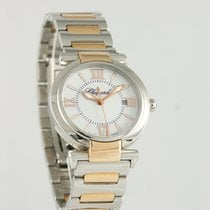 Chopard Imperiale Gold/Steel 28mm Mother of pearl
