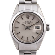 Rolex Lady's Steel Date Oyster Perpetual