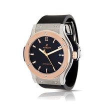 Hublot Classic Fusion 511.NO.1180.RX Men's Watch in Titanium/R...