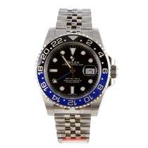 Rolex GMT-Master II BLNR Original Super Jubilee + Oyster bracelet