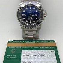 勞力士 (Rolex) 116660 2017 DeepSea Sea Dweller D-Blue With...