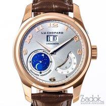 Chopard LUC Lunar Grand Date 18k Rose Gold Automatic Watch...