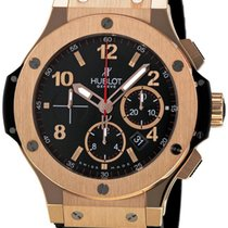 Hublot Big Bang 44 mm Or rose 44mm Noir