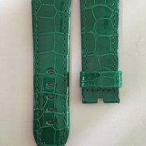 Panerai 24/22mm Brillant Green Alligator Strap 98/68cm