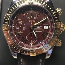 Breitling Chronomat Evolution Steel&Gold