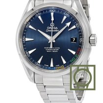 Omega Seamaster Aqua Terra 150m Olympic Collection PyeongChang...