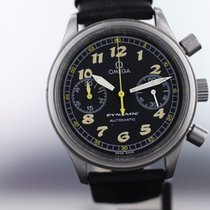 Omega Dynamic Chronograph Steel 38,5mm