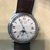 Blancpain Léman Moonphase 2763-1127a-53b 2010 pre-owned