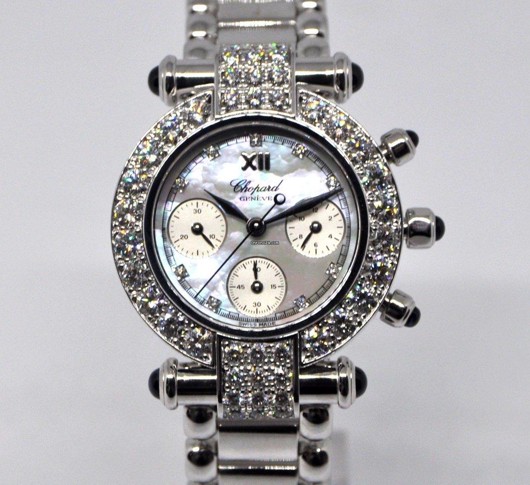 1cbaae3c326c Precios de relojes Chopard mujer