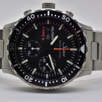 Sinn Chronograph 42mm Automatic 2010 pre-owned Black