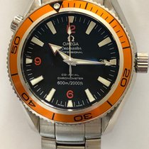 Omega Seamaster Planet Ocean Steel 45.5mm Black Arabic numerals United States of America, South Carolina, Mt. Pleasant