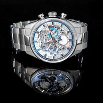 Zenith El Primero Chronomaster Steel 45mm Transparent United States of America, California, San Mateo