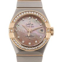 Omega Constellation Ladies 27mm Mother of pearl