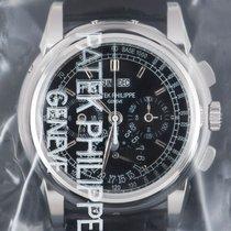 Patek Philippe Perpetual Calendar Chronograph Platinum 40mm Black No numerals United Kingdom, London
