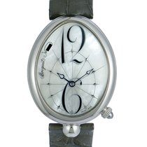Breguet Reine de Naples pre-owned 43.8mm Steel