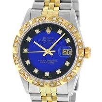 Rolex Datejust 16013 1980 tweedehands
