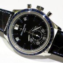 Patek Philippe Chronograph Annual Calendar  Baguette Sapphire...