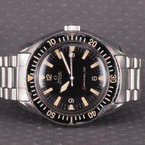 Omega 165.024 Steel 1966 Seamaster 300 41mm pre-owned