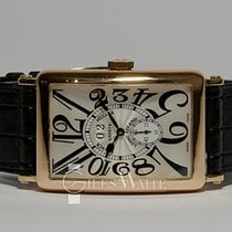 Franck Muller Long Island pre-owned 45mm Rose gold
