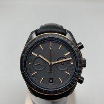Omega Speedmaster Professional Moonwatch neu 2019 Automatik Chronograph Uhr mit Original-Box und Original-Papieren 311.63.44.51.06.001
