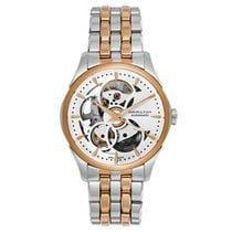 Hamilton Jazzmaster Viewmatic Gold/Steel 41mm Silver United States of America, Florida, Sarasota