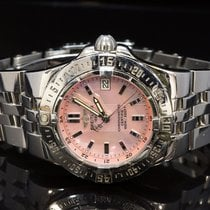 Breitling Steel 30mm Quartz A71340 pre-owned