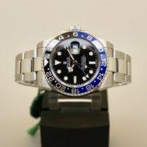Rolex 116710BLNR Staal 2013 GMT-Master II 40mm tweedehands Nederland, Velp