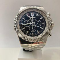 Breitling Bentley GMT Acero 49mm
