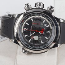 Jaeger-LeCoultre Master Compressor Extreme World Chronograph Platina Fekete