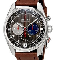 Zenith El Primero 36'000 VpH Steel 42mm Grey No numerals United States of America, Florida, Miami