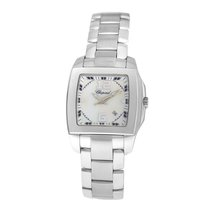 Chopard Two O Ten Steel 34mm Mother of pearl Arabic numerals United States of America, New York, New York