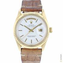 Rolex 1803 Zuto zlato 1967 Day-Date 36 36mm rabljen