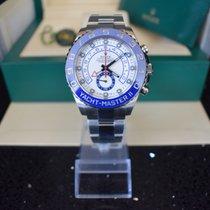 Rolex Yacht-Master II Steel 44mm Blue No numerals