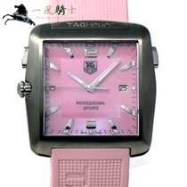 TAG Heuer Professional Golf Watch Steel 38mm Pink