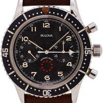 Bulova Marine Star Steel 43mm United States of America, California, West Hollywood